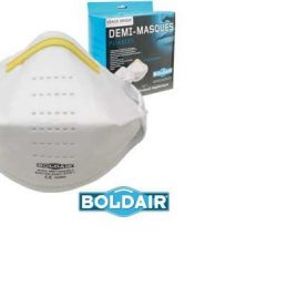Demi-masque respiratoire filtrant Boldair.