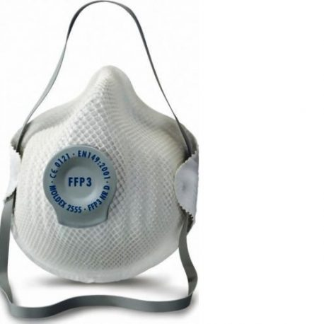 demi masque respiratoire filtrant