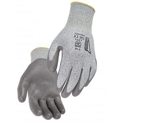 gant de protection anti coupure gris