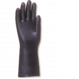 Gant de protection chimique latex mixé néoprène.