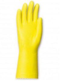 Gant de protection chimique latex non supporté