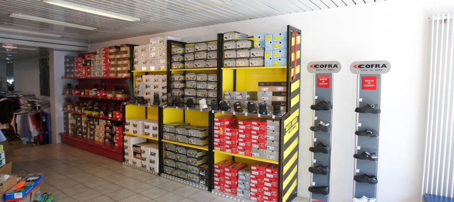 Stock disponible en boutique