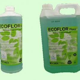 Nettoyant sol surodorant ECOFLOR