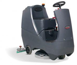 Autolaveuse à batterie CRG8055/120T
